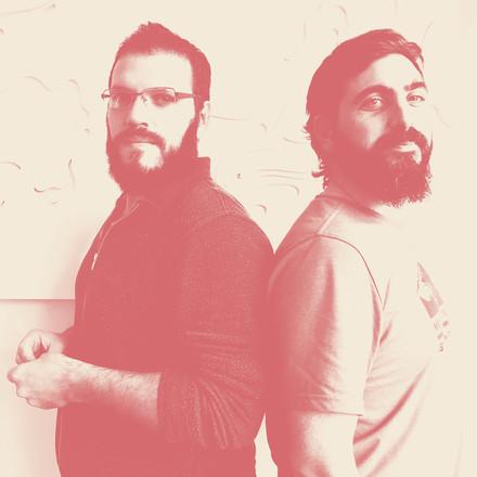 Portrait of Rodolfo Miranda Capmany and Jonathan Icicson developers at Elespacio