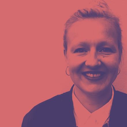 Portrait of Agnieszka Sekreta founder and creative director at Elespacio